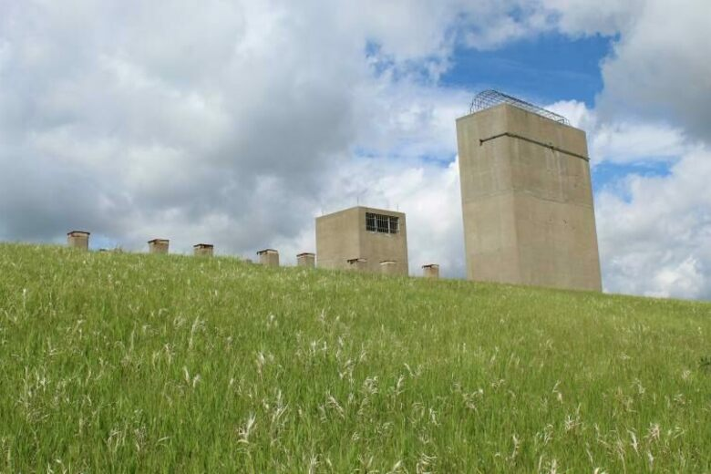 For Sale A Cold War Bunker And Missile Silo In North Dakota