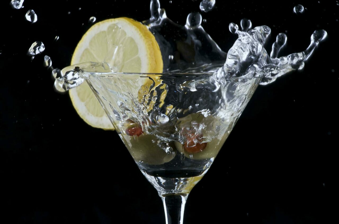 The vodka martini was brought to the mainstream in the 1960s as the preferred drink of James Bond.