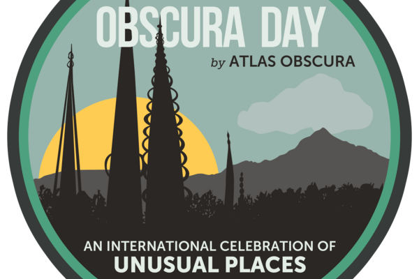 Welcome to Obscura Day 2015