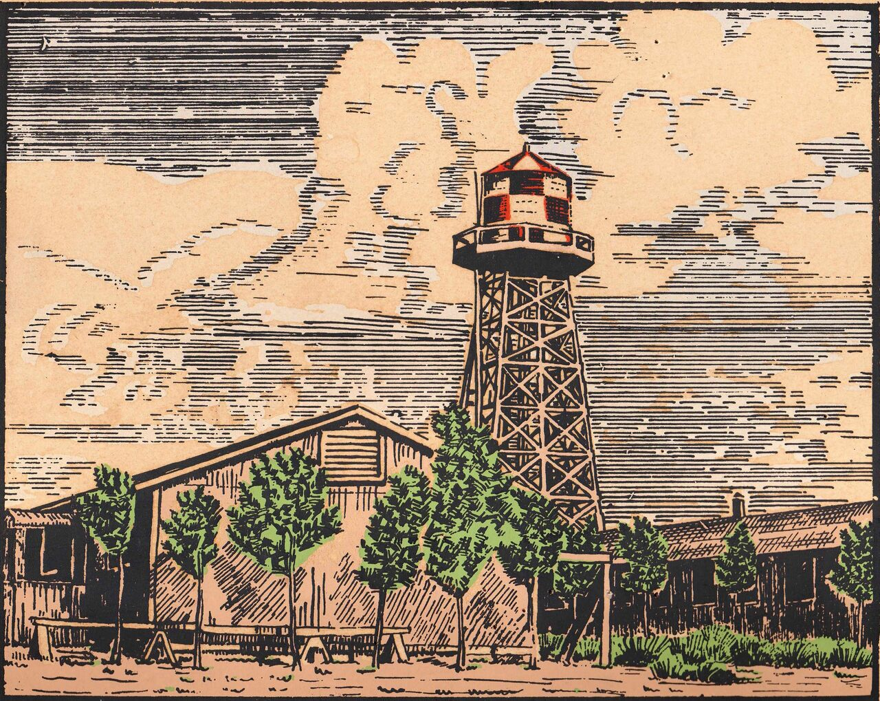 The Art—and Anger—of Japanese Internment Camp Silk Screeners