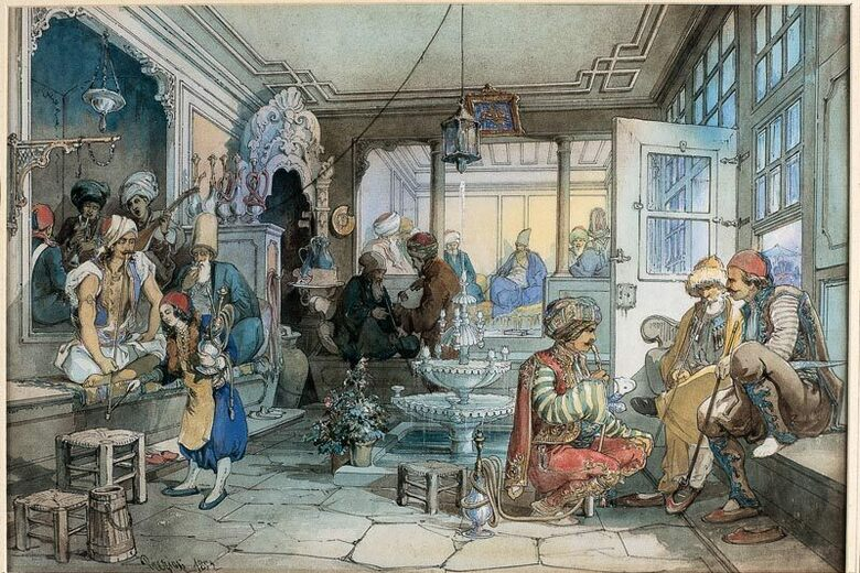 In Istanbul, Drinking Coffee in Public Was Once Punishable by Death -  Gastro Obscura