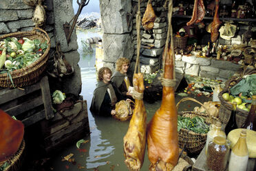 What fictional foods make you as excited as a hobbit in a pantry?