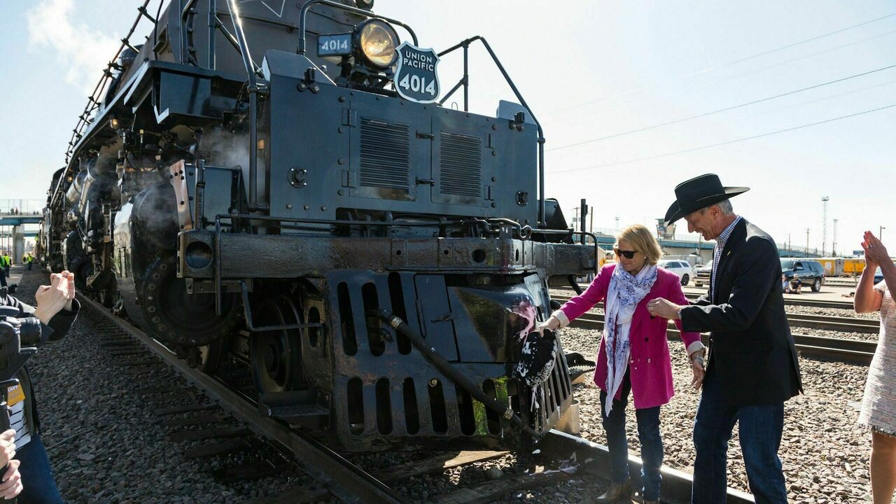 America's Train Fans Are Having One of the Best Weeks of