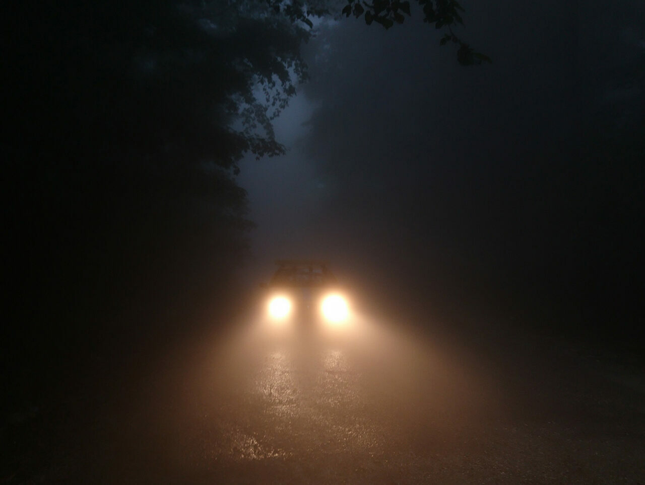 Eerie lights are a common sight in Clinch County, Georgia.