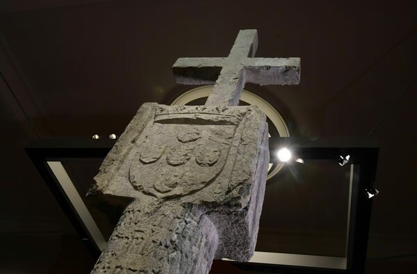 Germany Will Return a 15th-Century Cross to Namibia