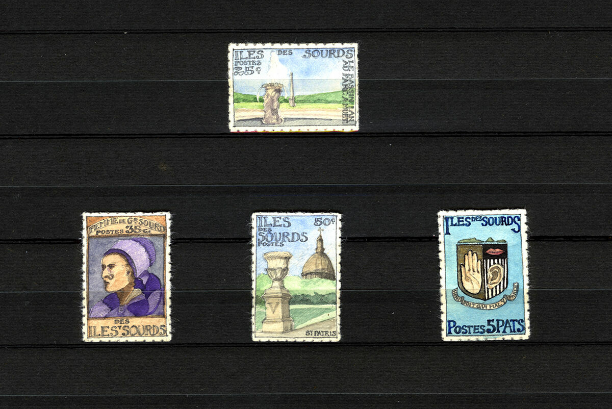11 ways to get a letter from the white house atlas obscura the subversive world of cinderella stamps m4hsunfo