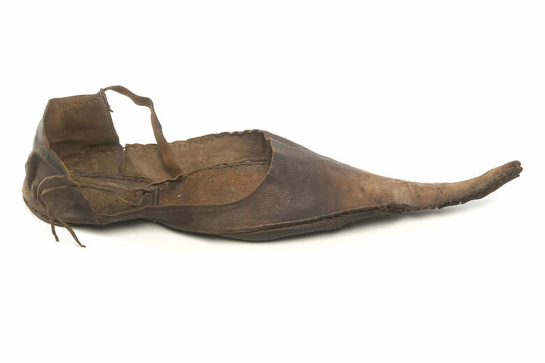 Why Were Medieval Europeans So Obsessed With Long, Pointy Shoes?