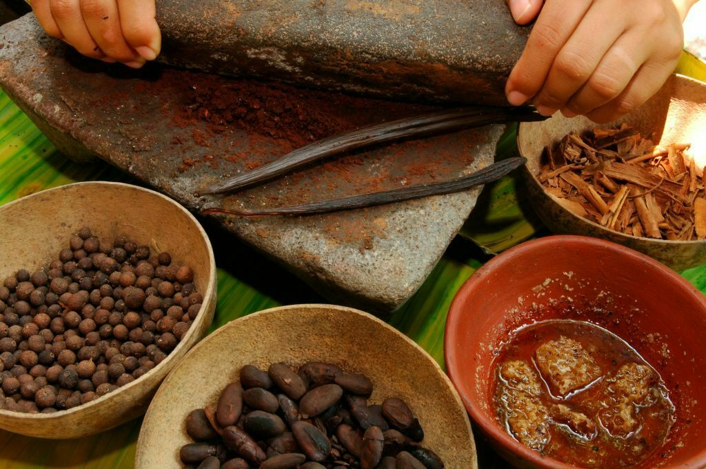 Tools and ingredients used thousands of years ago in Texas are still utilized today.