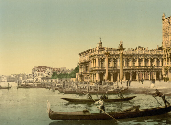 The Quest to Find the Lost Column of Venice