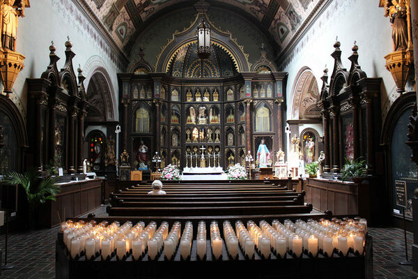 Only The Vatican Has More Christian Relics Than Pittsburgh