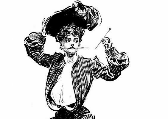 In the 19th Century, Women Used Hatpins to Defend Themselves From Street Harassment