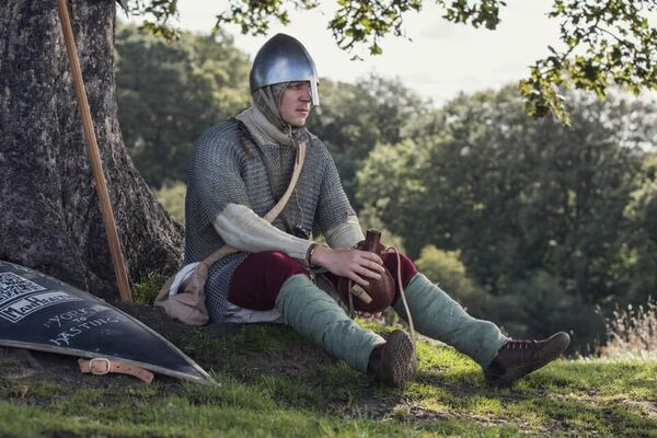 Meet the Man Who Walked from York to Hastings in Medieval Armor
