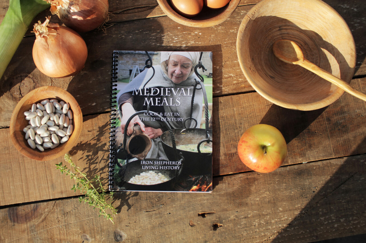 The cookbook from Iron Shepherds is a rare glimpse into a commoner's kitchen of medieval England.