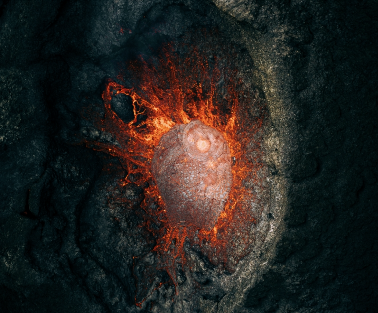 <em>Extragalactic</em> won the 1st Classified award in the Nature category of this year's Drone Photo Awards.