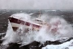 Mesmerizing Videos of Ships in Storms