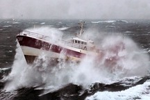 These Mesmerizing Videos of Ships Going Through Storms Will Turn You Into a Landlubber for Life