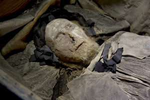 FOUND: A Baby Buried With a Bishop 350 Years Ago