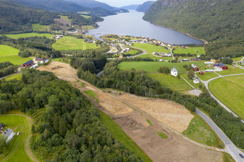Found: An Elaborate Viking Graveyard at the End of a Fjord