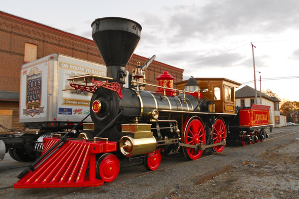 The Strange Past (and Future) of the LIncoln Train