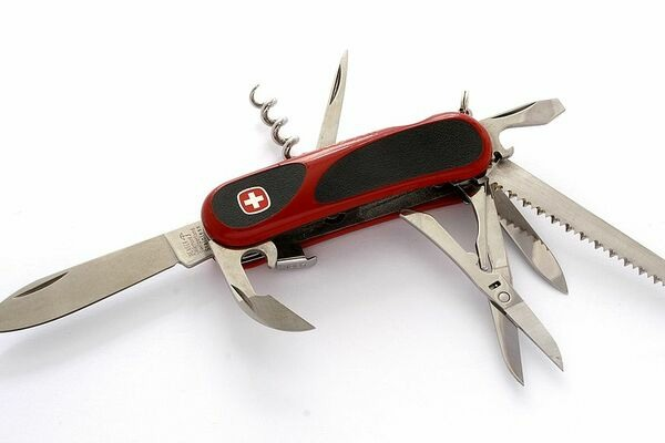 The History of the Swiss Army Knife