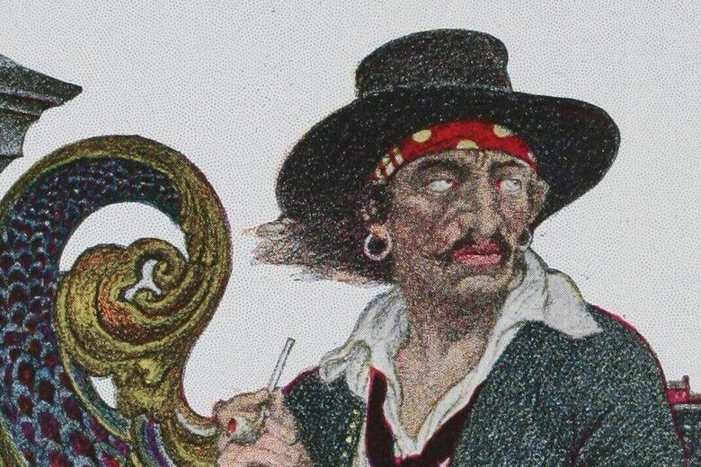 Why Do Pirates Wear Earrings? - Atlas Obscura
