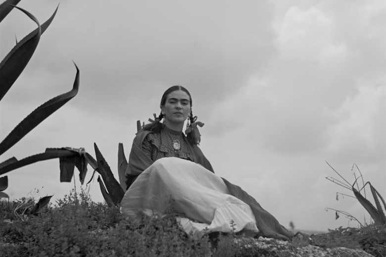 Found: The Only Recording of Frida Kahlo's Voice, Probably
