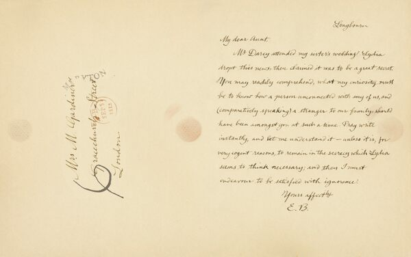 How a Team of Calligraphers Brought Jane Austen's Fictional Letters to Life