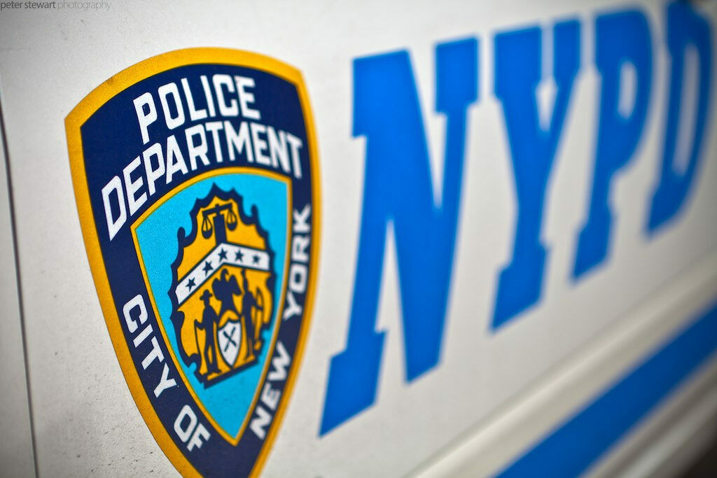 New Yorkers are hearing the ubiquitous ice cream truck jingle emanating from police cruisers across several boroughs.