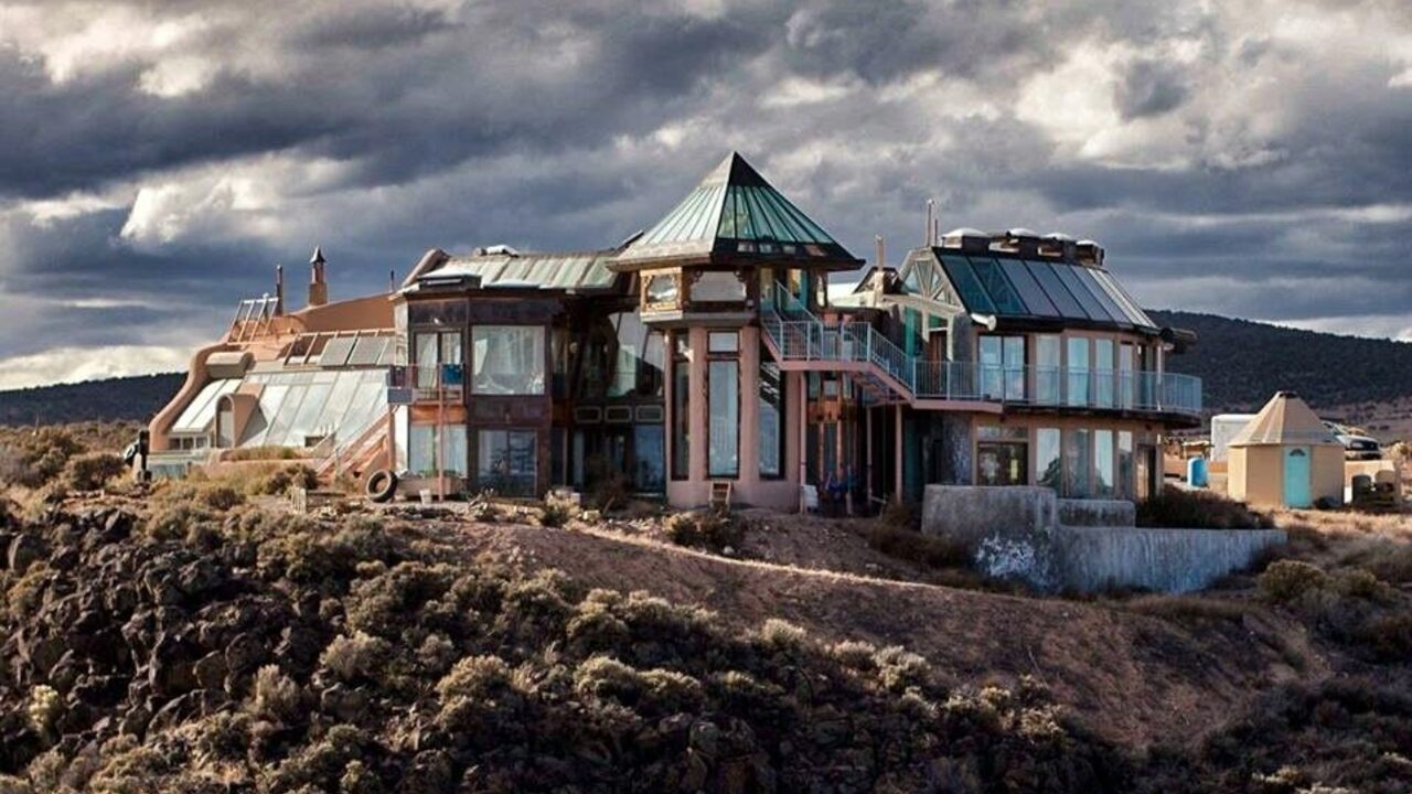 Earthships, the Ultimate in Off-Grid Architecture - Atlas ... on zero energy home plans, earth home plans, earthship 3-bedroom plans, castle earthship plans, floor plans, earthship building plans, earthship construction plans, new country home plans, green home plans, three story home plans, off the grid home plans, organic home plans, survival home plans, straw homes or cottage plans, self-sufficient home plans, one-bedroom cottage home plans, luxury earthship plans, classic home plans, permaculture home plans,