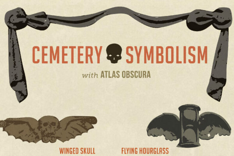 A Graphic Guide To Cemetery Symbolism Atlas Obscura