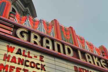 What does your favorite marquee look like?