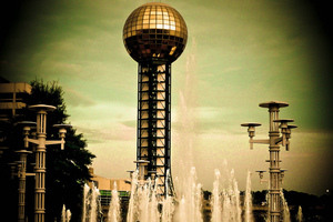 Relics of the World's Fair: Knoxville, Tennesse