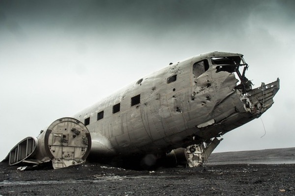 Perplexing Tales of a 'Skeleton Plane'