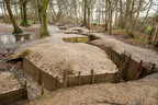 The Shockingly Well-Preserved WWI Trench