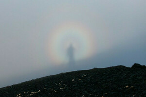 Ghost in the Rainbow