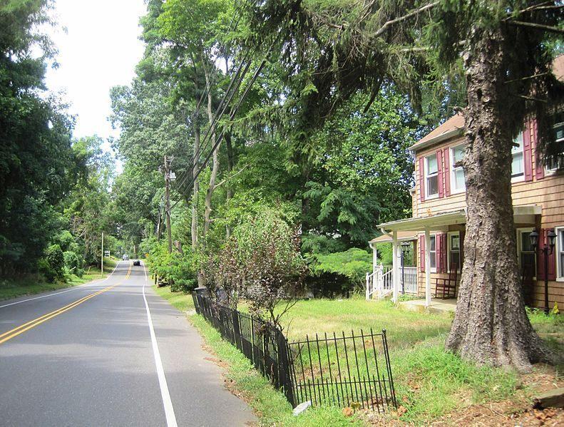 Phalanx Road, New Jersey