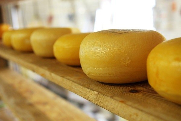 A Cheese Heist in Canada