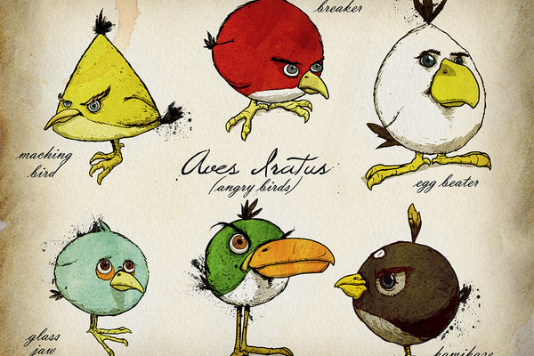 We Factchecked Angry Birds