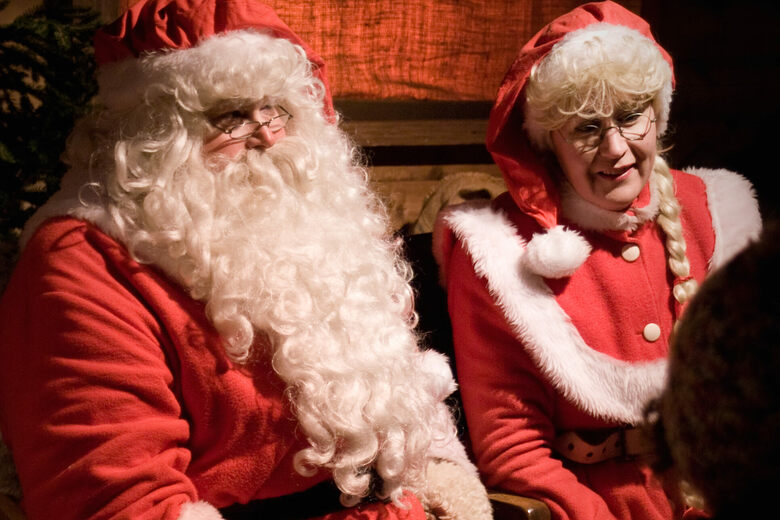 does mrs claus have a life of her own atlas obscura
