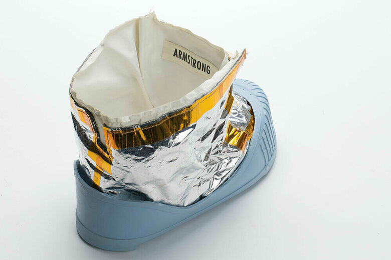 For Sale: A Boot That Almost Went to the Moon