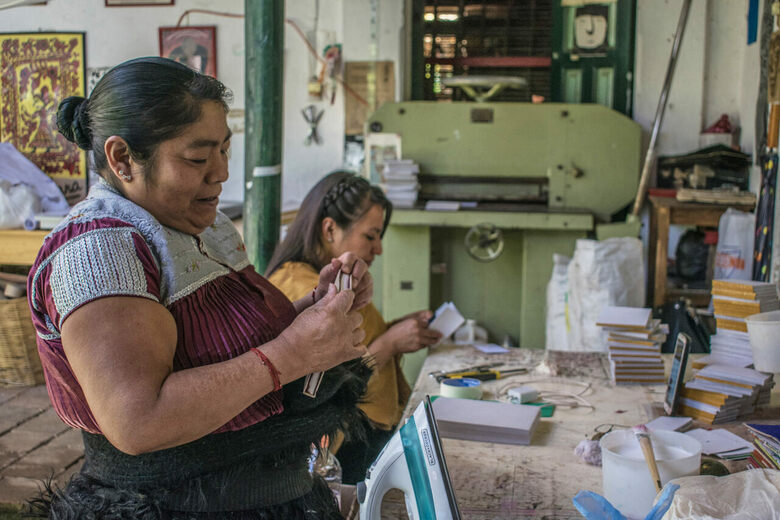 Indigenous Women Are Publishing the First Maya Works in Over 400 Years