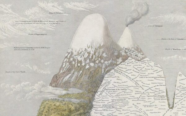 An Explorer's Famed Infographic May Have a Big, Fatal Flaw