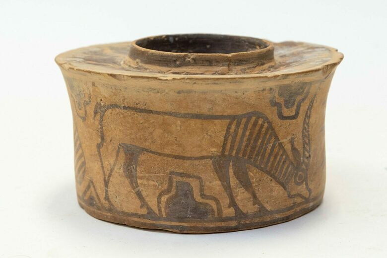 This 4,000-Year-Old Pot Spent Years as a Toothbrush Holder