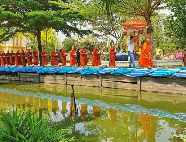 Thailand's Bhikkhunis Want Recognition and Respect