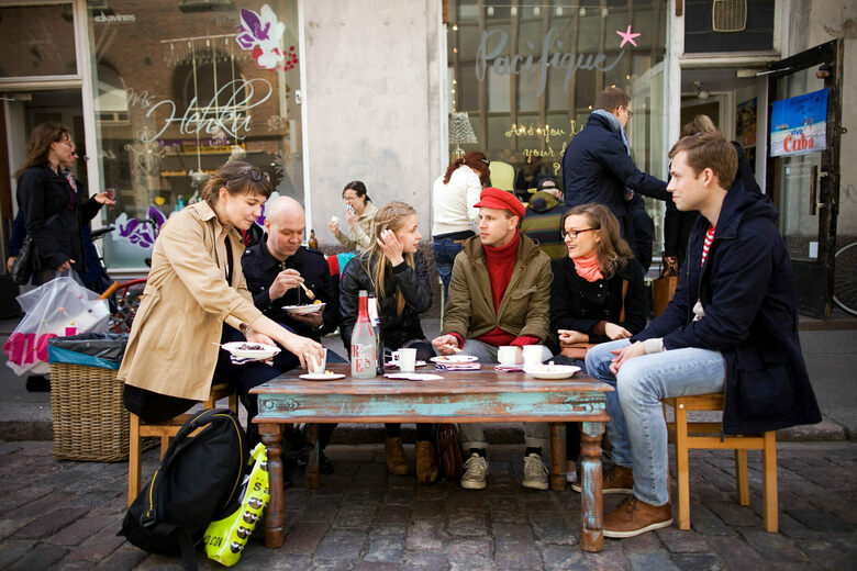 On Restaurant Day in Helsinki, Anyone Can Open an Eatery, Anywhere