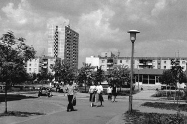 The city of Pripyat was an atomgrad—atomic city—built to house the technicians and workers at plant and their families. By April 1986, the town had a population of almost 50,000, but was small enough that it could be crossed on foot in 15 minutes.