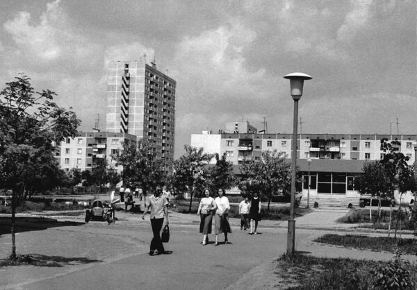 Life in Pripyat Before, And the Morning After, the Chernobyl Disaster