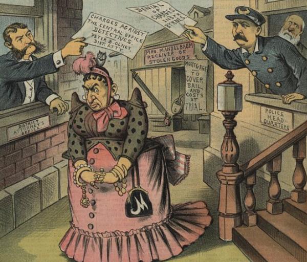 New York's First Female Crime Boss Started Her Own Crime School