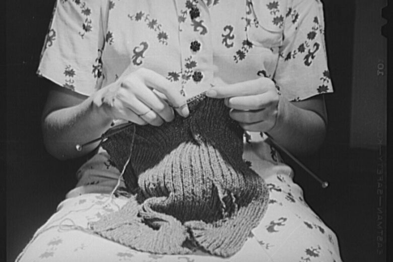 The Wartime Spies Who Used Knitting as an Espionage Tool