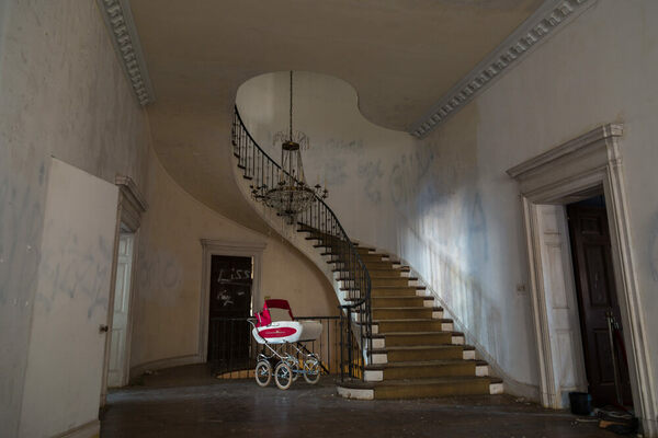 Italian Food Near Me Abandone Building Casa: Exploring An Abandoned New York Mansion With A Secret Past